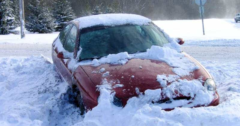 winter car survival kit