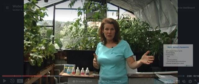 aquaponic gardening eCourse