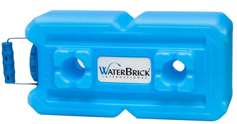 WaterBrick Review The Best Containers for Long Term Water Storage