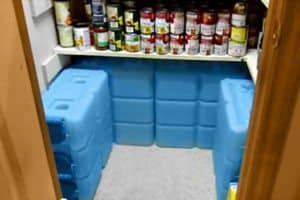 storing WaterBrick containers