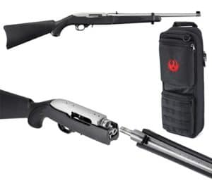 Ruger 10\22 Takedown Rifle