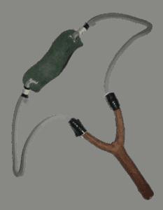 DIY slingshot