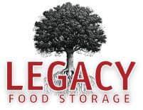 legacy food logo