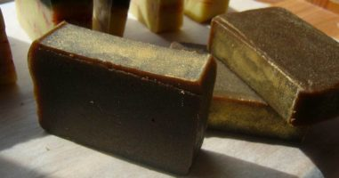 How to Make Wood Ash Soap