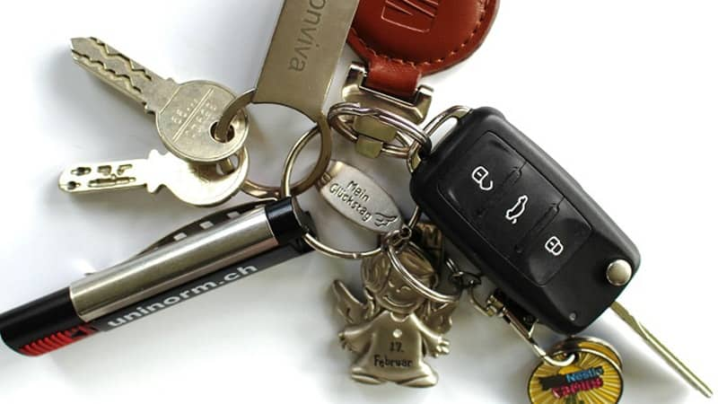Best keychain for self defense 6 menacing options fandeluxe Choice Image