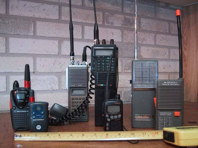 Complete Guide To The Best Two Way Radios Ham Cb Frs