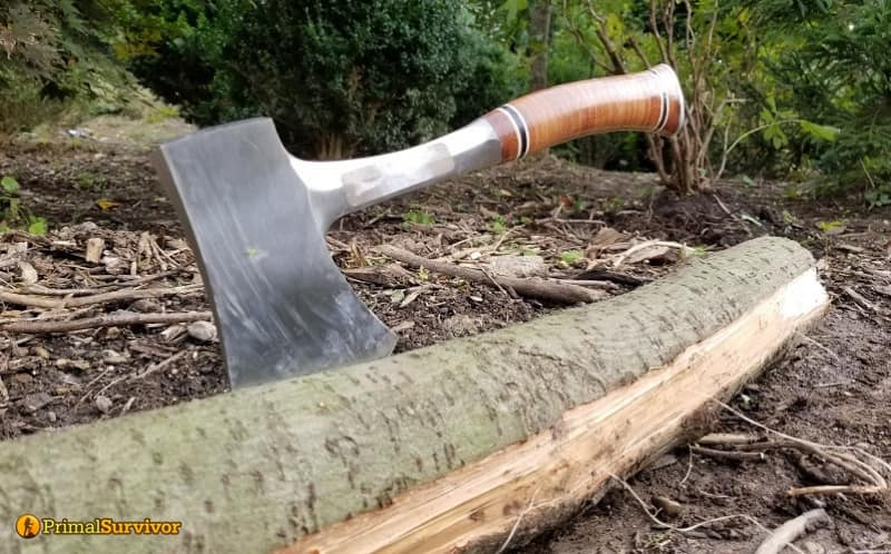 Estwing Sportsman hatchet