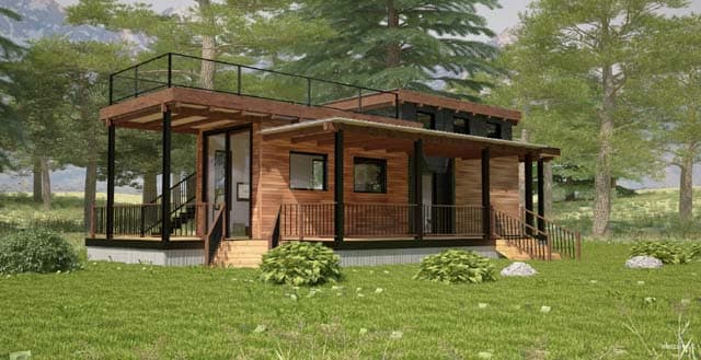 Wheelhaus tiny homes on wheels