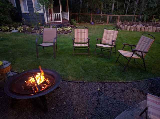 Best Portable Fire Pits For The Backyard Or Camping