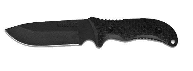 schrade knife SCHF36 for throwing