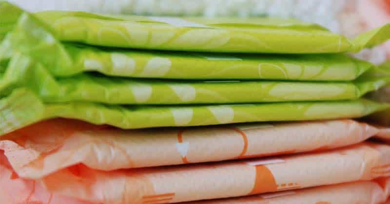 menstrual care and emergency preparedness