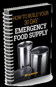 Emergency food ebook