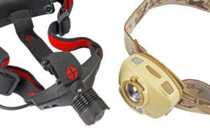 Rechargeable headlamps