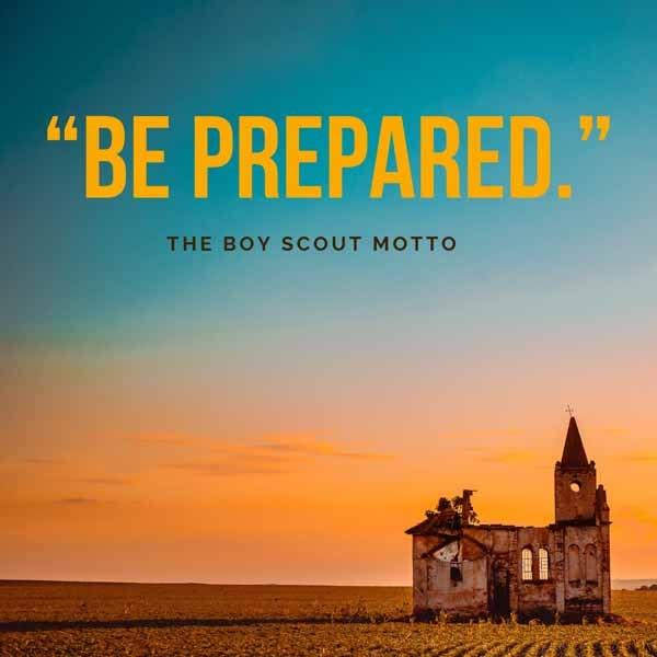 Boy Scout Motto