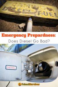 Does Diesel Fuel Go Bad?