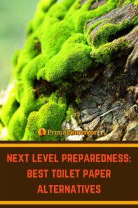 Next Level Preparedness Best Toilet Paper Alternatives