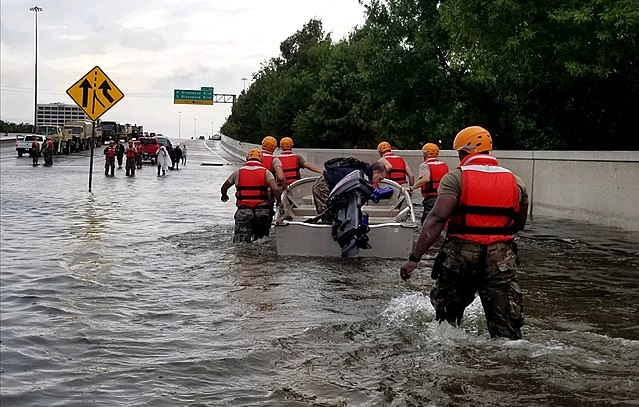 evacuating during a disaster
