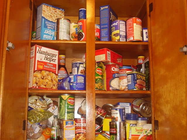non perishable foods