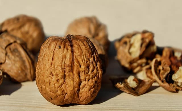 walnuts shelf life