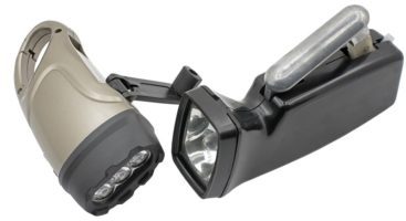 7 Best Hand Crank Flashlights for Emergency Use