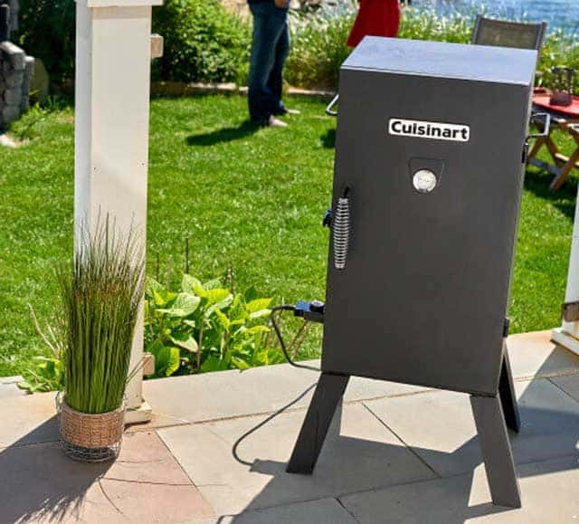 electric smoker