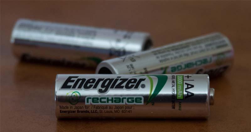 batteries emergency preparedness
