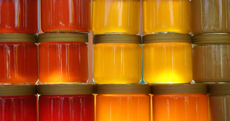 how to store honey long term