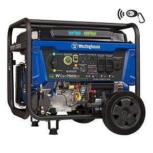 westinghouse generator