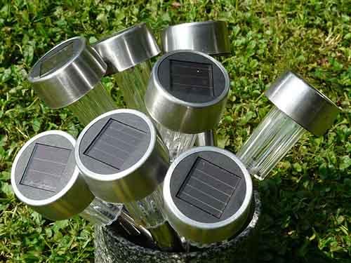 solar lights for emergency preparedness