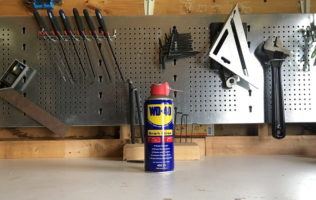 7 WD-40 Substitutes To Use In a Pinch (and how to make your own alternative)